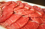 Beef bbq Royalty Free Stock Photo
