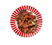 Beef bourguigno Stock Photography