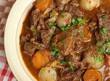 Beef Bourguignon Stew Royalty Free Stock Image