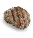 Beef Burgers Royalty Free Stock Photo