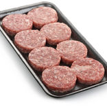 Beef Burgers Royalty Free Stock Images