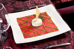 Beef Carpaccio Stock Images