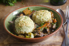 Beef casserole Royalty Free Stock Images