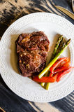Beef chuck steak Stock Photography