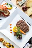 Beef, Corn, Cuisine Royalty Free Stock Photography