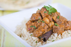 Beef curry Stock Photography