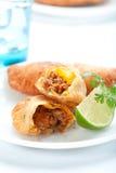 Beef Empanada Stock Images