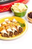 Beef Enchiladas Stock Image