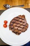 Beef entrecote steak Royalty Free Stock Photos