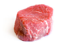 Beef Eye Fillet 02 Stock Photo