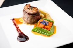 Beef fillet Stock Photo