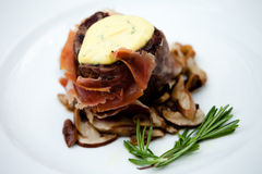 Beef fillet Royalty Free Stock Photography