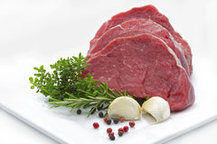 Beef fillet Stock Image