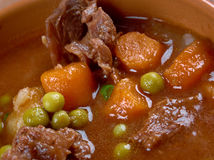 Beef fricassee Stock Photos