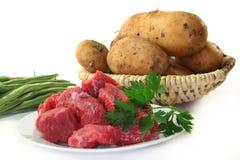 Beef Goulash Stock Image