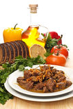 Beef goulash Stock Images