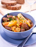 Beef goulash Royalty Free Stock Photos