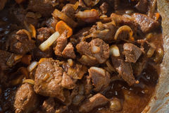 Beef goulash Stock Photos