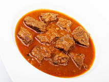 Beef goulash Royalty Free Stock Images