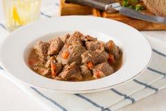 Beef goulash Royalty Free Stock Image
