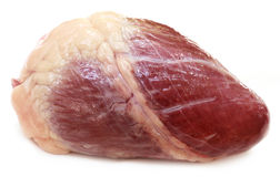 Beef heart Royalty Free Stock Photos