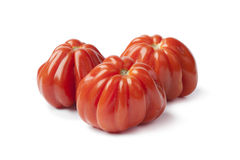 Beef heart tomatoes Royalty Free Stock Photo