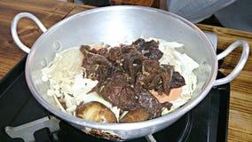 Beef hotpot Stock Photo
