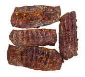 Beef Jerky Stock Photography