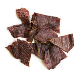 Beef jerky Royalty Free Stock Images