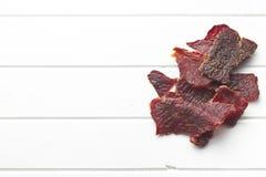Beef jerky Royalty Free Stock Image