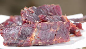 Beef Jerky (loopable) Royalty Free Stock Images