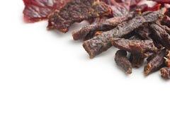 Beef jerky Stock Photos