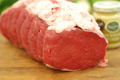 Beef Joint Royalty Free Stock Images