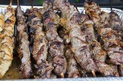 Beef Kabob Stock Images
