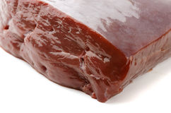 Beef liver Royalty Free Stock Photo