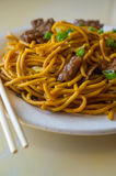 Beef Lo Mein Stock Photos