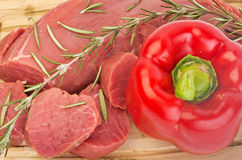 Beef Meat Stock Photo