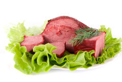 Beef meat Stock Images