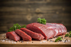 Beef meat Stock Photography