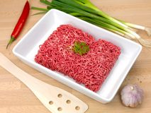 Beef Mince Royalty Free Stock Photo