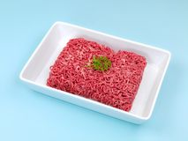 Beef Mince Royalty Free Stock Image