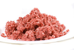 Beef mince Royalty Free Stock Images