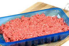 Beef mince Stock Photos