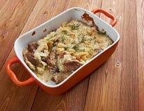 Beef Miroton Stock Image