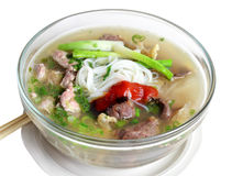 Beef Noodle Royalty Free Stock Image