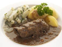 Beef olive Stock Images
