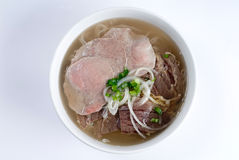 Beef onion soup Royalty Free Stock Photography