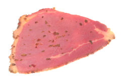 Beef Pastrami Isolated Stock Images