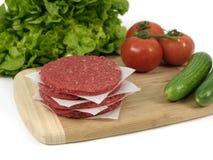 Beef Patties Stock Photos