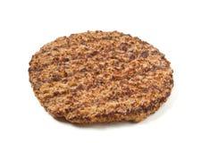 Beef patty Stock Photo